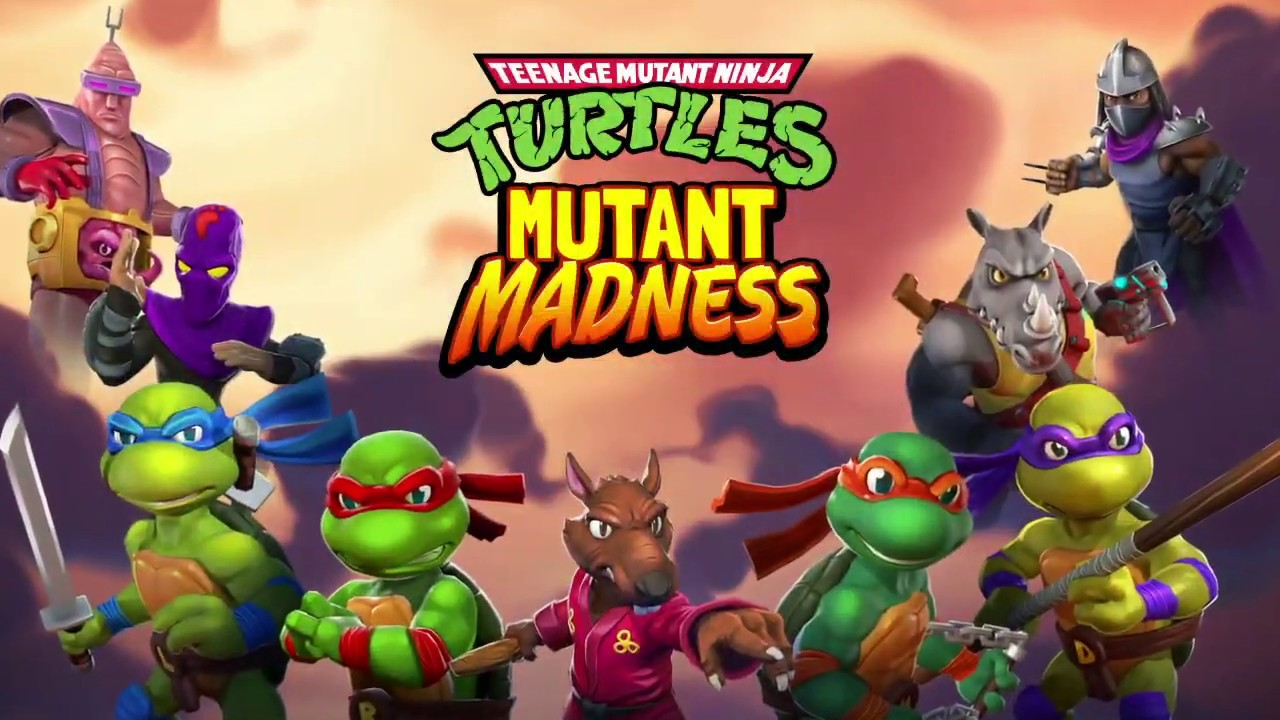 Teenage Mutant Ninja Turtles Mutant Madness