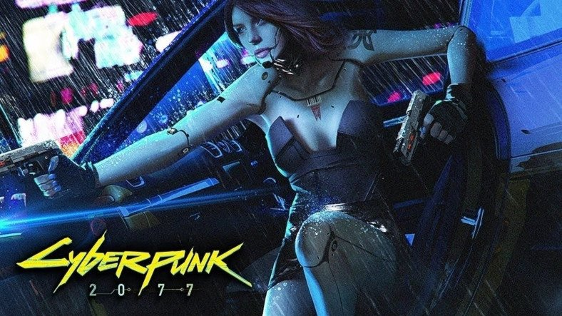 Cyberpunk 2077'den Keanu Reeves'li Resmi Fragman Geldi Video