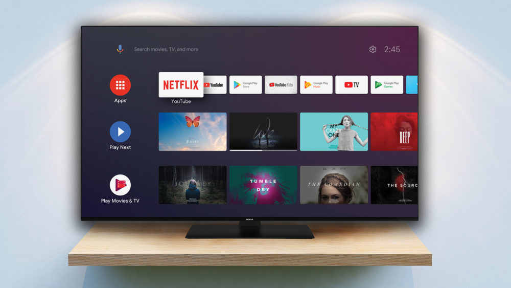 Android TV nokia