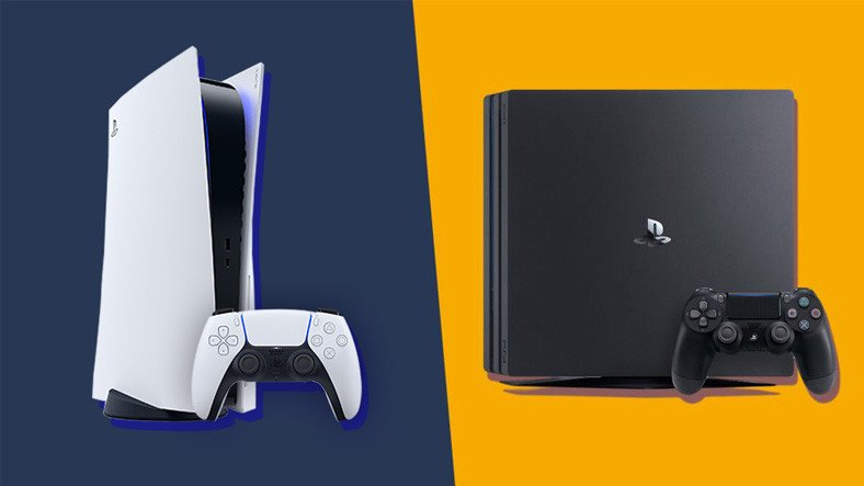 PlayStation 4 Pro ile PlayStation 5'in Fan Sesi Karşılaştırıldı Video