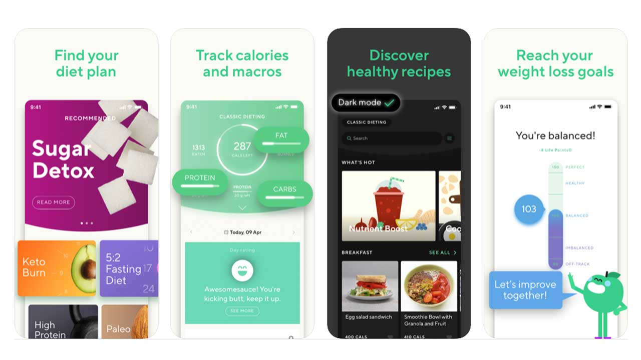 Lifesum: Diet & Macro Tracker