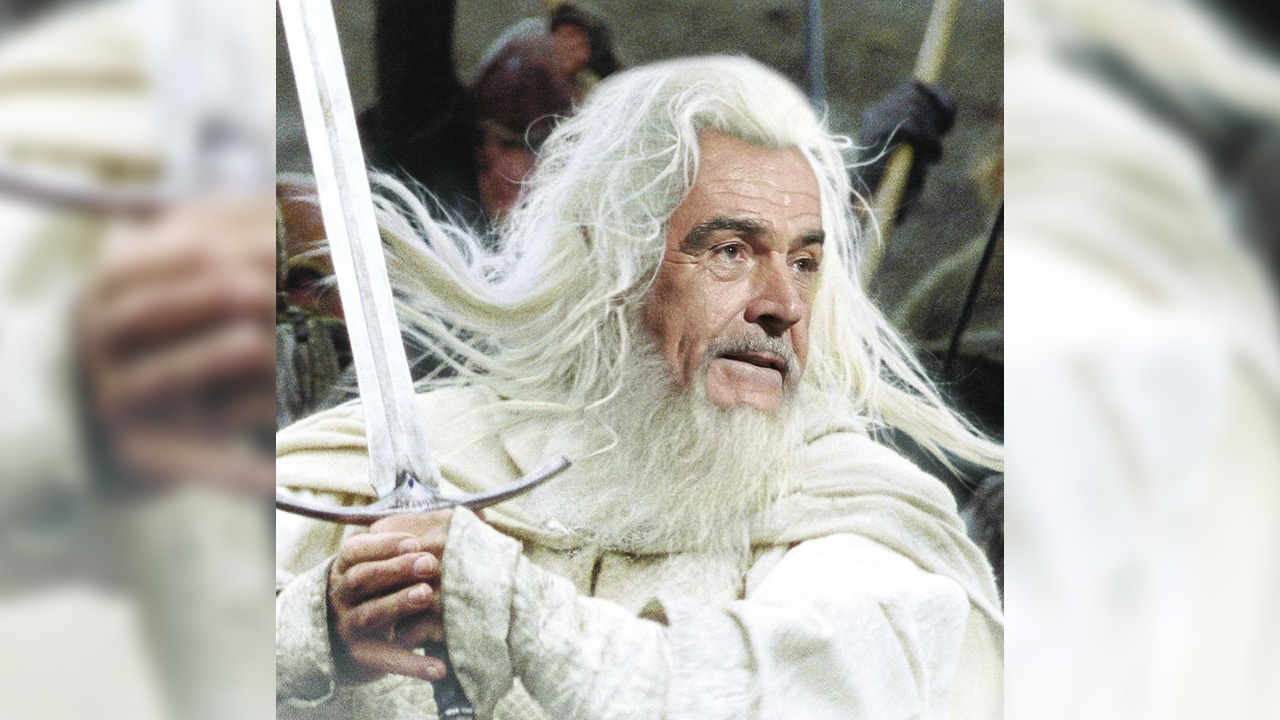 sean connery gandalf
