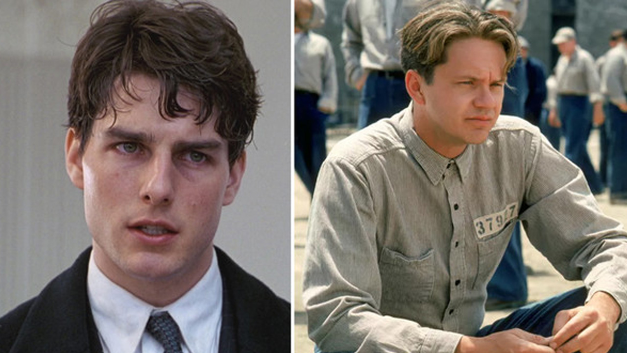 tom cruise the shawshank redemption