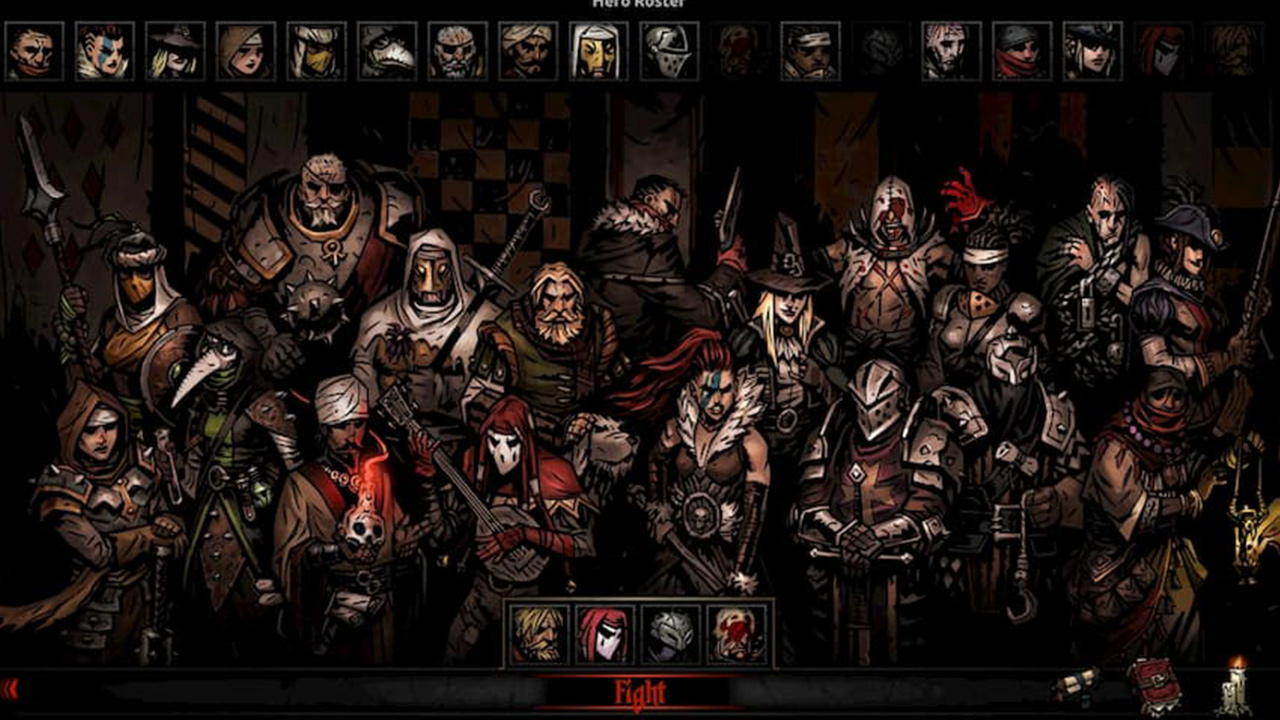 darkest dungeon epic games