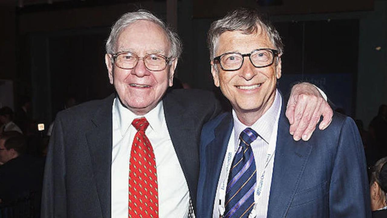 warren buffet bill gates