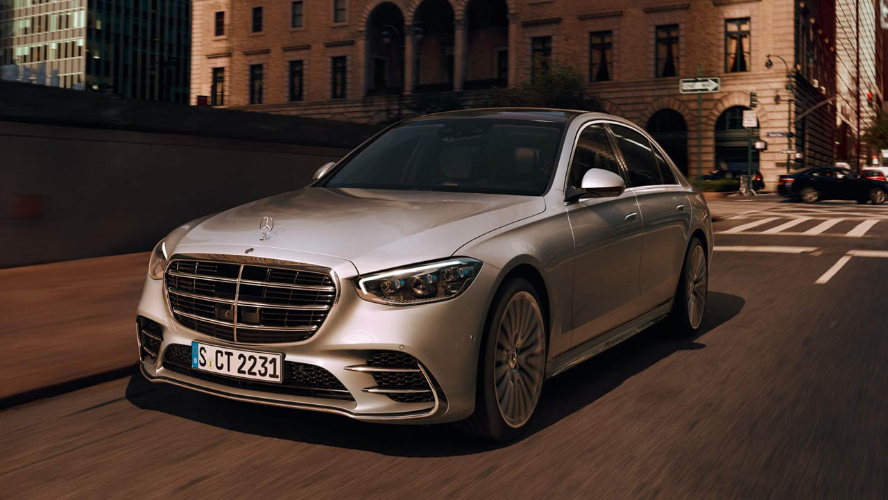 Mercedes Benz S 400 d 4MATIC L