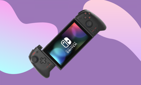 Bu Nintendo Switch eklentisiyle daha uzun süre ve daha rahat oynayın - Amazon'da 10 ABD doları tasarruf edin