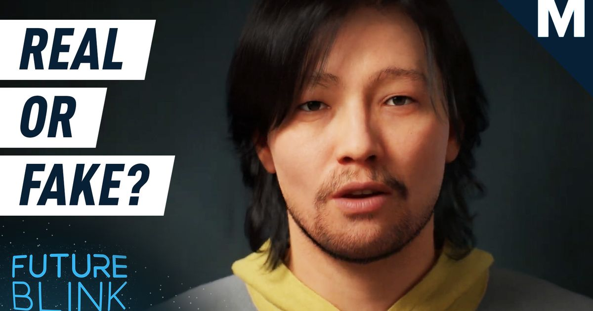 Epic's photorealistic 'MetaHuman' characters look a little too real — Future Blink