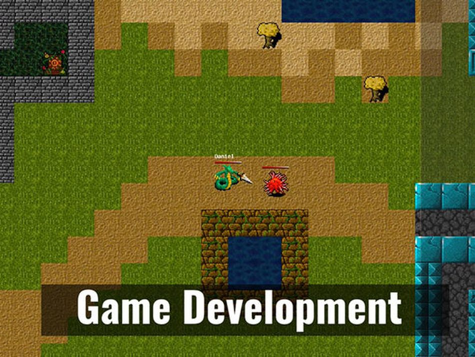 Learn to build games and websites with a developer training on sale
