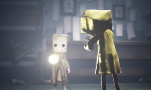 'Little Nightmares II' is a messy charmer with some real bite