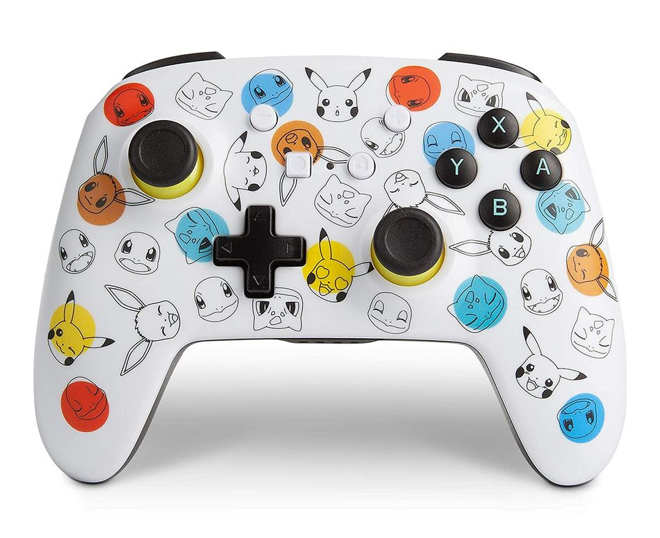 'Animal Crossing' and 'Pokémon' PowerA Pro controllers are on sale