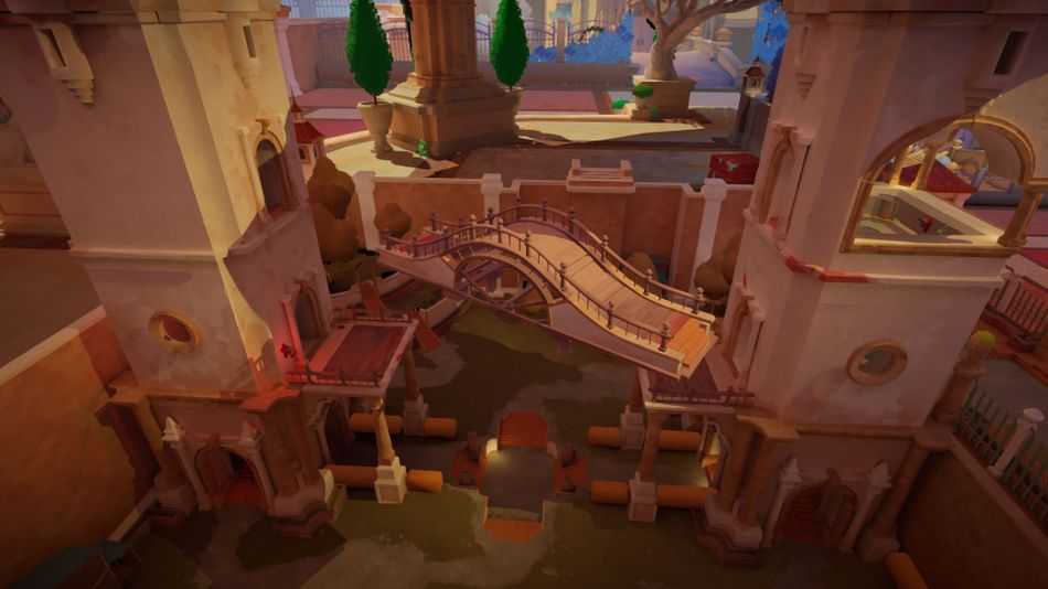 'Maquette' is a sweet story about love and loss, but too often a frustrating video game