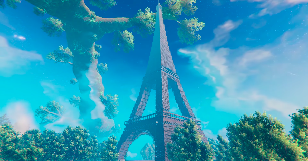 'Valheim' player builds the Eiffel Tower in seriously impressive feat of engineering
